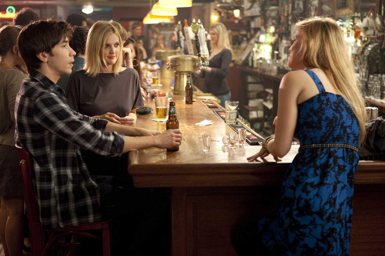 Drew Barrymore,Justin Long,Kelli Garner