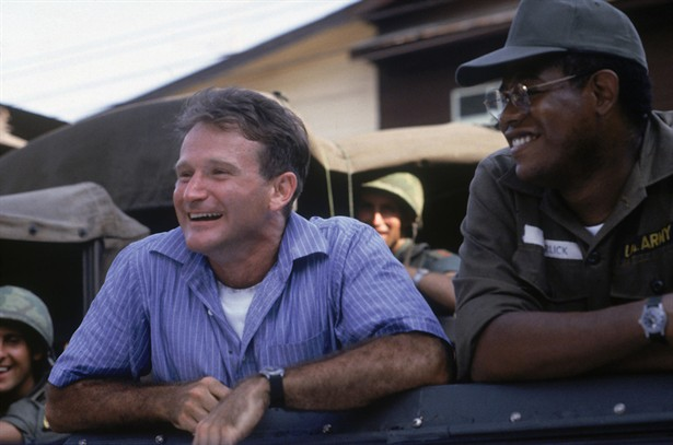 Forest Whitaker,Robin Williams