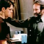 Matt Damon,Robin Williams