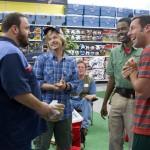 Adam Sandler,Chris Rock,David Spade,Kevin James