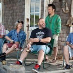 Adam Sandler,Chris Rock,David Spade,Kevin James,Rob Schneider