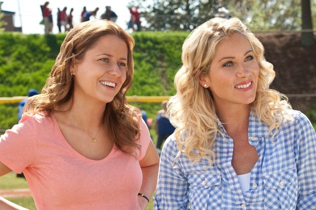 Christina Applegate,Jenna Fischer