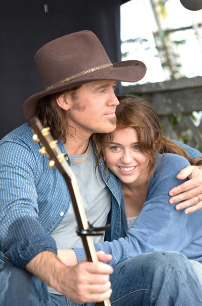 Billy Ray Cyrus,Miley Cyrus