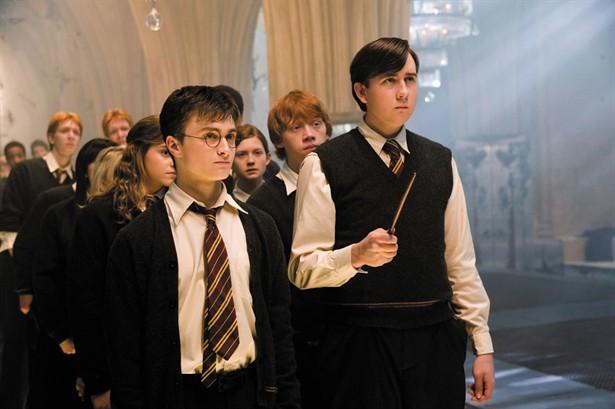 Daniel Radcliffe,Matthew Lewis