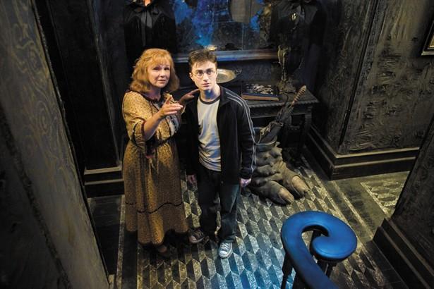 Daniel Radcliffe,Julie Walters