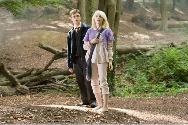 Daniel Radcliffe,Evanna Lynch