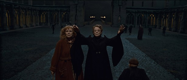 Julie Walters,Maggie Smith