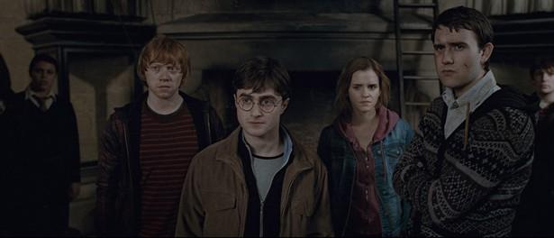 Daniel Radcliffe,Emma Watson,Matthew Lewis,Rupert Grint