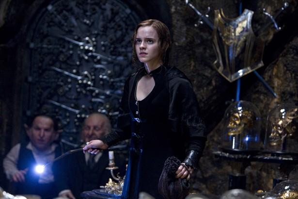 Emma Watson,Warwick Davis