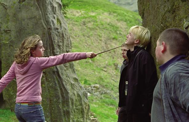 Emma Watson,Tom Felton