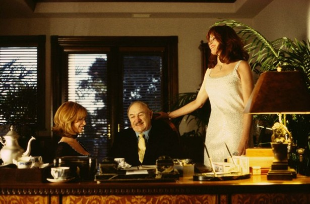 Gene Hackman,Jennifer Love Hewitt