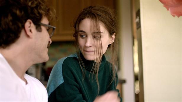 Joaquin Phoenix,Rooney Mara