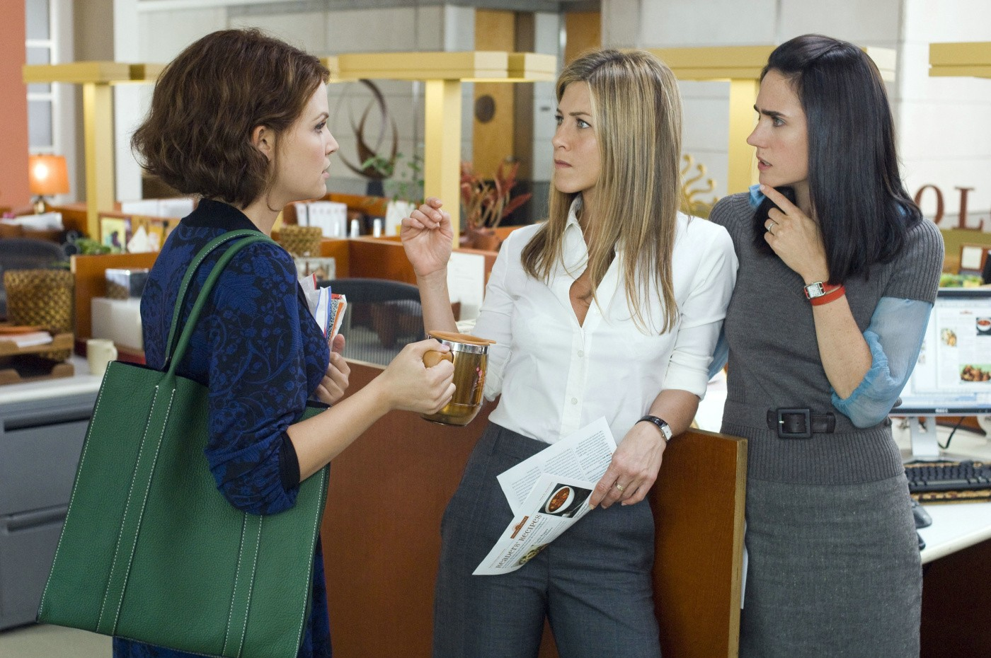 Ginnifer Goodwin,Jennifer Aniston,Jennifer Connelly