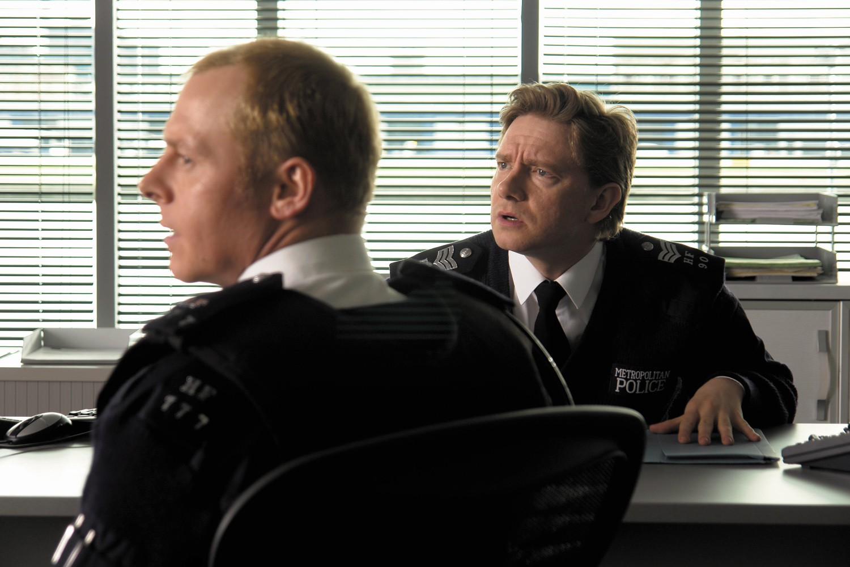 Martin Freeman,Simon Pegg