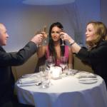 Gillian Anderson,Megan Fox,Simon Pegg