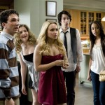 Hayden Panettiere,Lauren London,Lauren Storm,Paul Rust