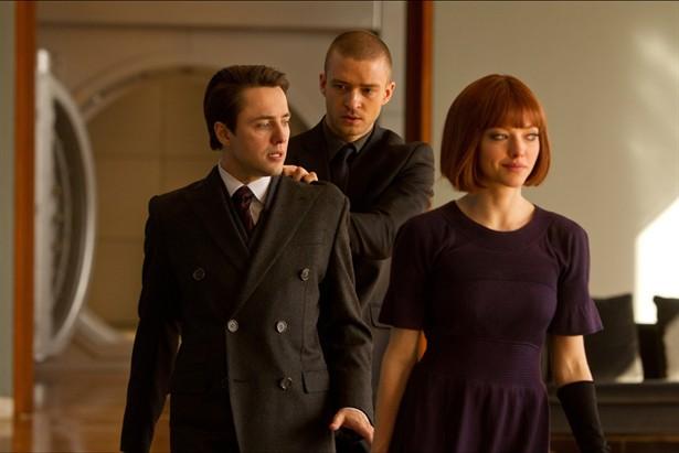 Amanda Seyfried,Justin Timberlake,Vincent Kartheiser
