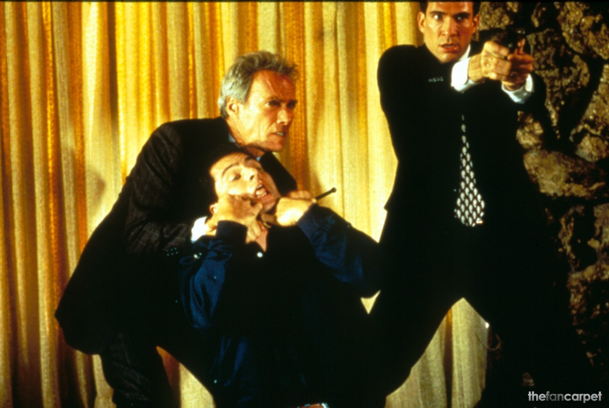 Clint Eastwood,Dylan McDermott