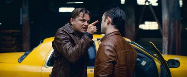 Joseph Gordon-Levitt,Leonardo DiCaprio