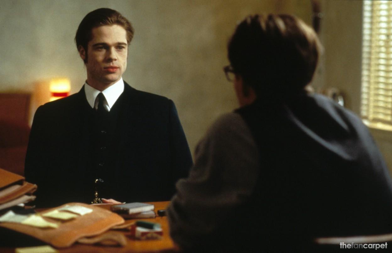 Brad Pitt,Christian Slater