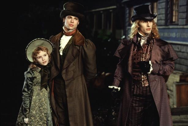 Brad Pitt,Kirsten Dunst,Tom Cruise