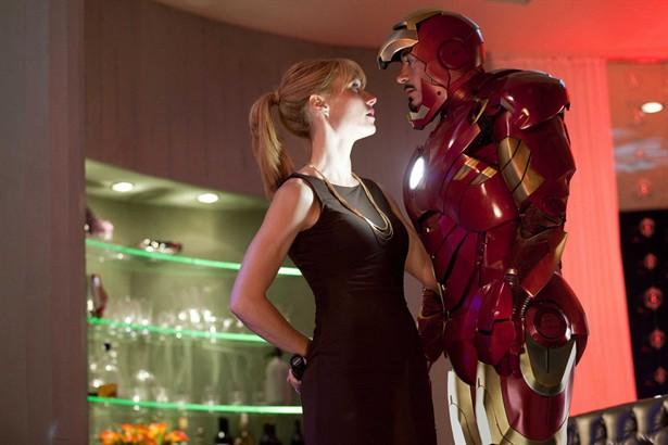 Gwyneth Paltrow,Robert Downey Jr.