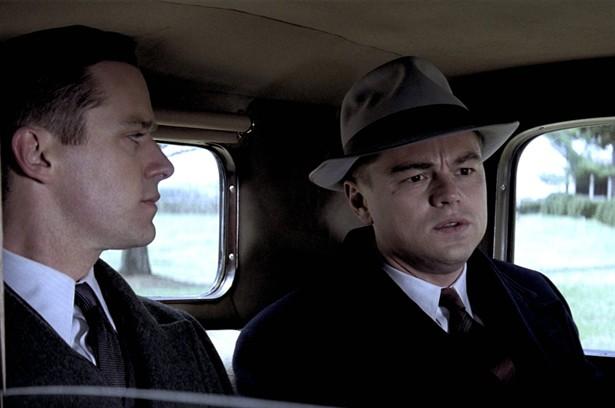 Armie Hammer,Leonardo DiCaprio