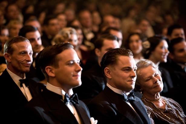 Judi Dench,Leonardo DiCaprio