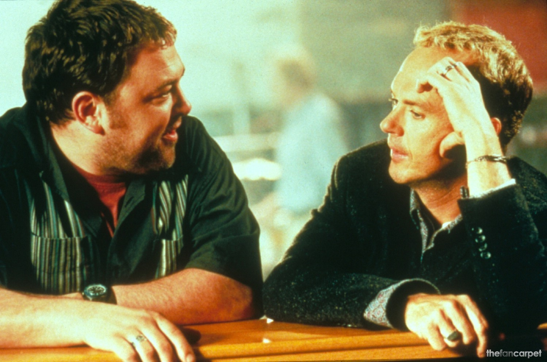 Mark Addy,Michael Keaton