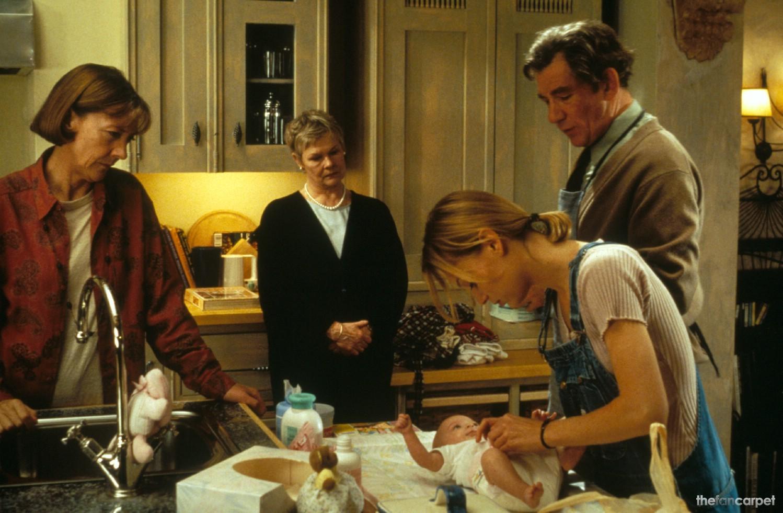 Eileen Atkins,Ian McKellen,Judi Dench,Samantha Mathis