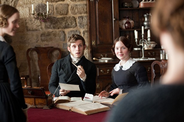 Holliday Grainger,Jamie Bell