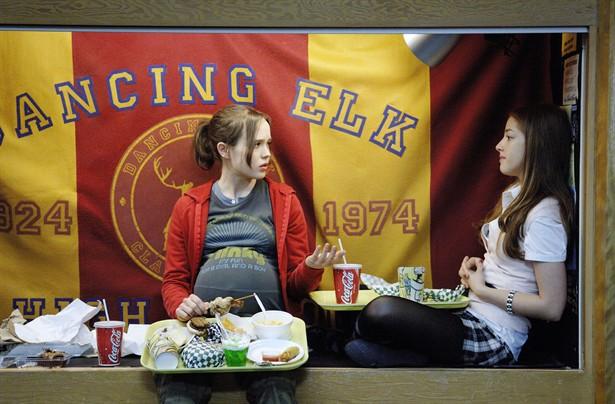 Ellen Page,Olivia Thirlby