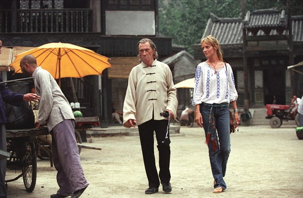 David Carradine,Uma Thurman