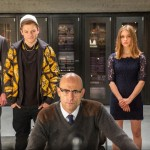 Colin Firth,Mark Strong,Sophie Cookson,Taron Egerton