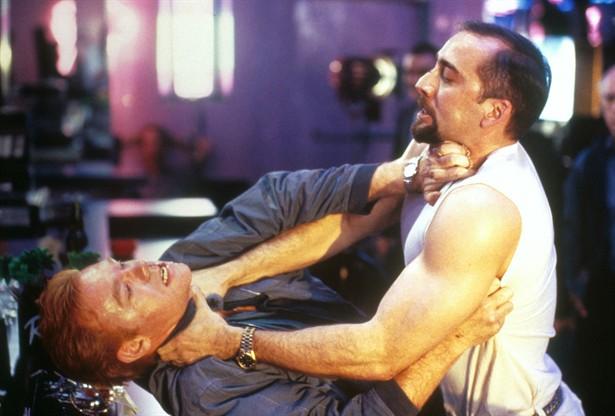 David Caruso,Nicolas Cage