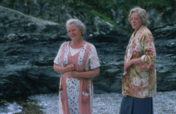 Judi Dench,Maggie Smith