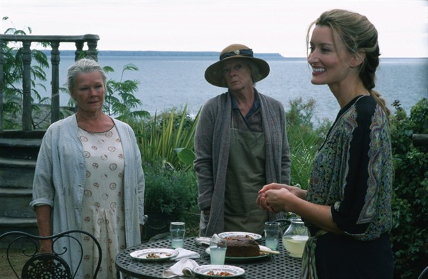 Judi Dench,Maggie Smith,Natascha McElhone