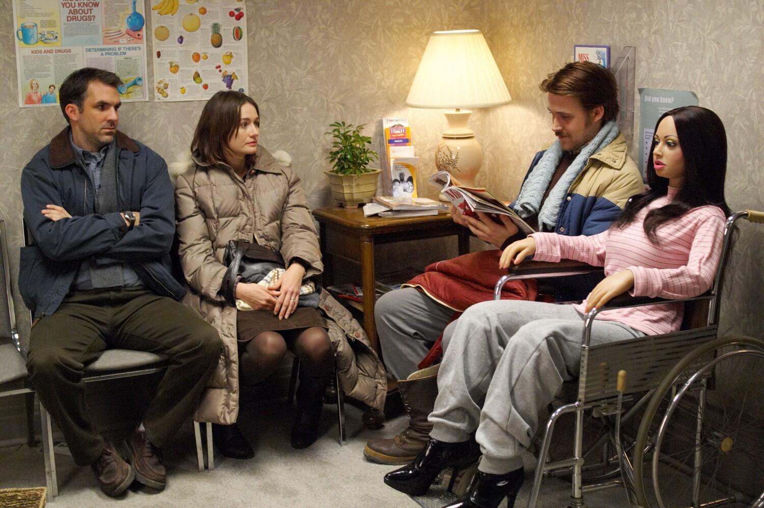 Emily Mortimer,Paul Schneider,Ryan Gosling