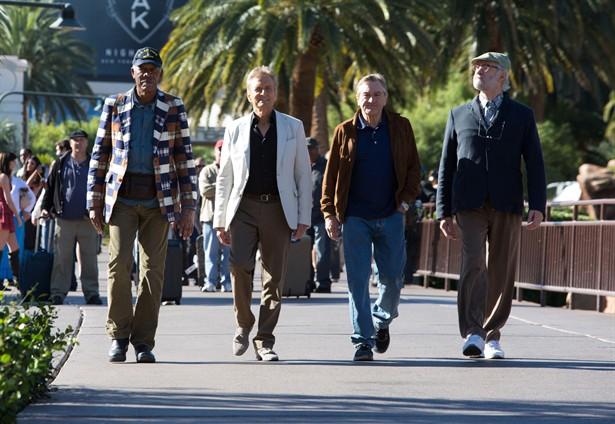 Kevin Kline,Michael Douglas,Morgan Freeman,Robert De Niro