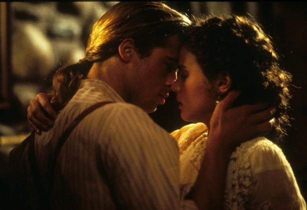 Brad Pitt,Julia Ormond