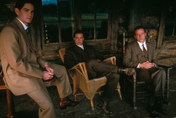 Aidan Quinn,Brad Pitt,Henry Thomas
