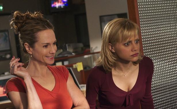 Brittany Murphy,Holly Hunter