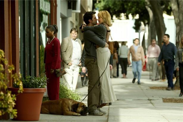 Brittany Murphy,Ron Livingston