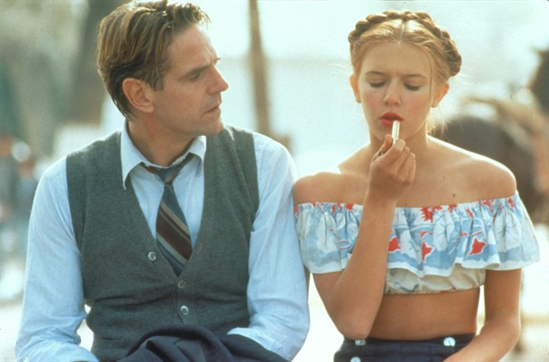 Dominique Swain,Jeremy Irons