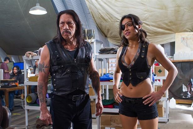 Danny Trejo,Michelle Rodriguez