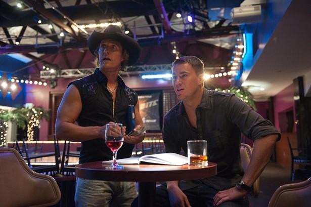Channing Tatum,Matthew McConaughey