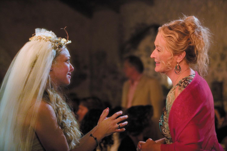 Amanda Seyfried,Meryl Streep