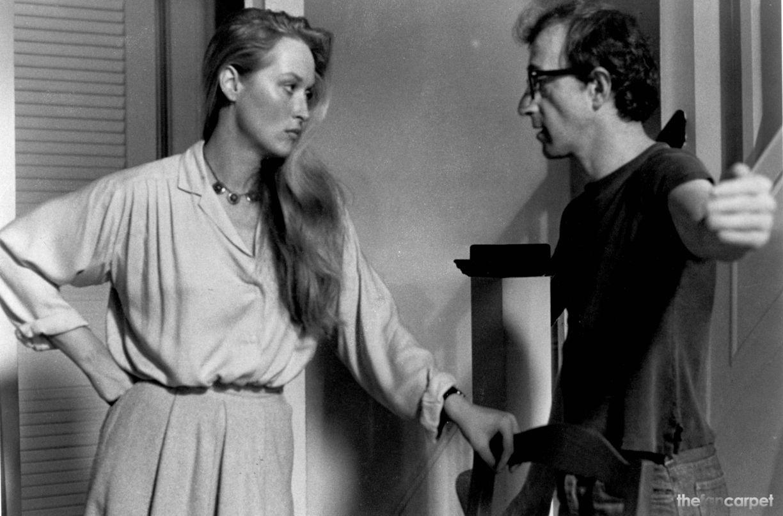 Meryl Streep,Woody Allen