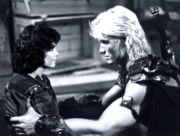 Courteney Cox,Dolph Lundgren