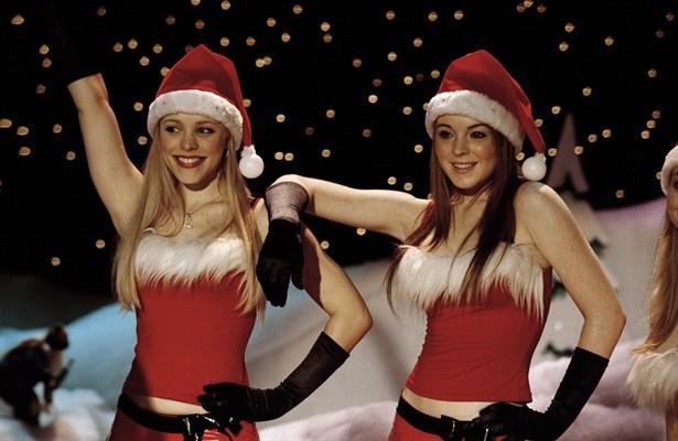 Lindsay Lohan,Rachel McAdams